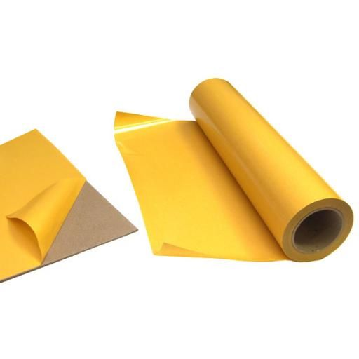 High Grab Solvent Based Acrylic double sided tissue Tape 500mm wide x 50 meter roll length